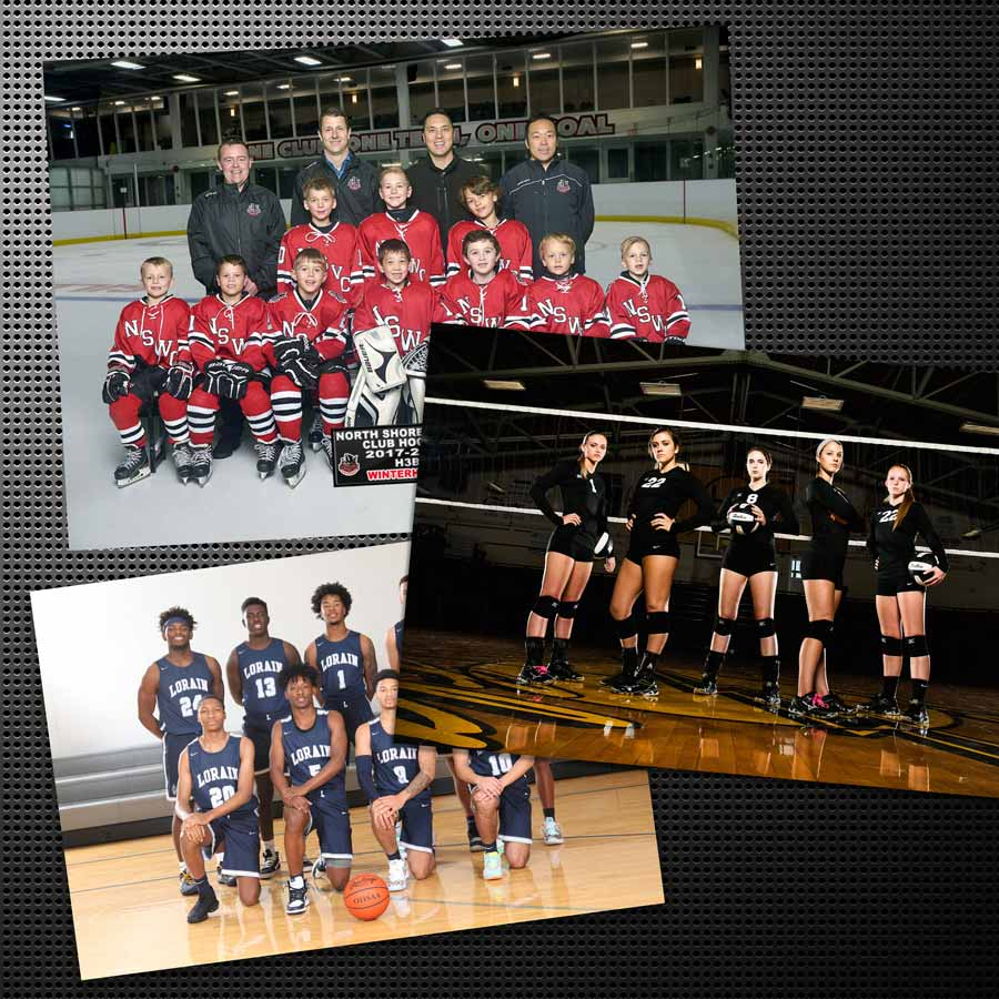 Sports Team Printing Services Toronto